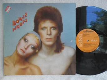 DAVID BOWIE - PINUPS - RS 1.003