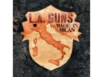 L.A. Guns -Made in Milan DLP Frontiers festi 2017 Phil Lewis