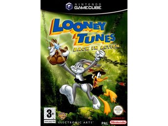 Looney Tunes Back in Action - Nintendo Gamecube