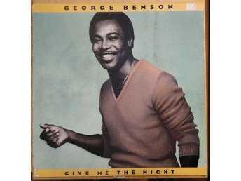 George Benson - Give Me The Night, LP