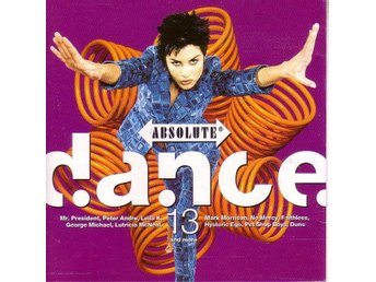 Absolute Dance 13 / Samlings-CD
