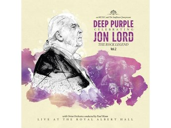 Lord Jon: Deep Purple celebrating Jon Lord (2 Vinyl LP)