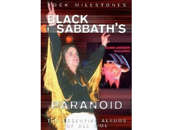 DVD Black Sabbath´s Paranoid  Rock Miles
