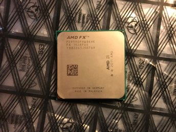 AMD FX-9590 Octacore 4.7 GHz Socket AM3+