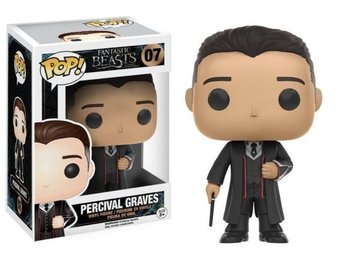 Funko POP! Fantastic Beasts and Where to find them 07 - Percival Graves