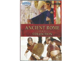 ANCIENT ROME COLLECTION - BBC - 3 DVD BOX ( SVENSKT )