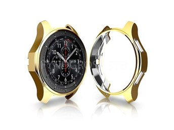 Smart Watch Protective Cover for Samsung Galaxy Watch 46mm Gold Fri Frakt Ny