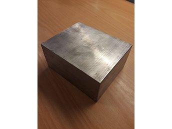Fräsämne Aluminium 104x84x50mm 1 f0ad28449ae68