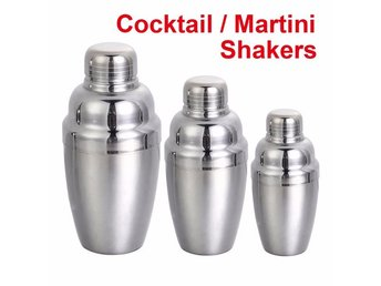 Cocktail Shaker 550ml Rostfritt Stål