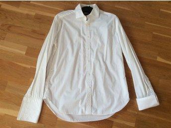 Vit Shirt Factory herrskjorta, L 41 - Enköping - Vit Shirt Factory herrskjorta, L 41 - Enköping