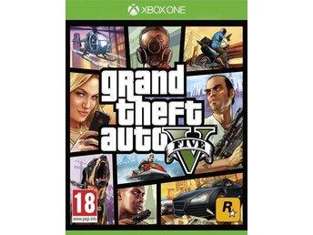 GTA V till Xbox One. - Västervik - GTA V till Xbox One. - Västervik