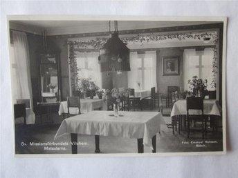 Rättvik - Missionsförbundets Vilohem, matsalarna - Segeltorp - Rättvik - Missionsförbundets Vilohem, matsalarna - Segeltorp