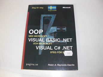 OOP med Microsoft - Visual Basic