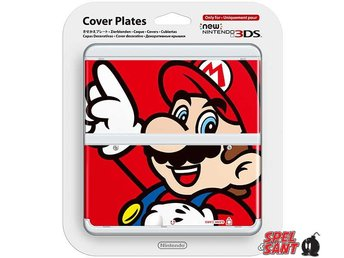 Nintendo New 3DS Cover Plates Mario (001)