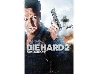 DIE HARD 2 - Die Harder Action med Bruce Willis, William Atherton - Höganäs - DIE HARD 2 - Die Harder Action med Bruce Willis, William Atherton - Höganäs
