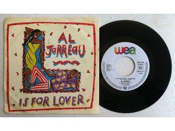 "AL JARREAU 'L Is For Lover (Single Mix)' 1986 German 7"" - Bröndby - AL JARREAU 'L Is For Lover (Single Mix)' 1986 German 7"" - Bröndby"