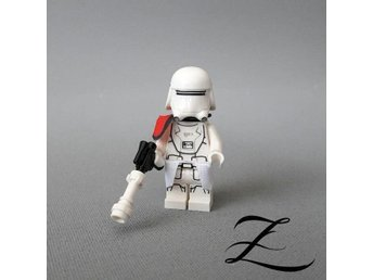 LEGO - Star Wars - First Order Snowtrooper Officer (Helt Ny) - Legogubbe - Z1859