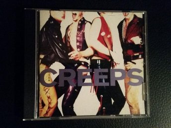 The Creeps Blue tomato /cd