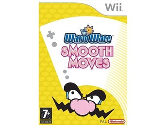 Warioware Smooth Moves - Nintendo Wii