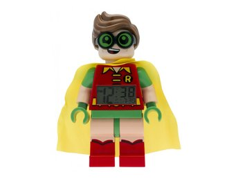 LEGO Alarm Clock - Batman Movie - Robin (9009358)