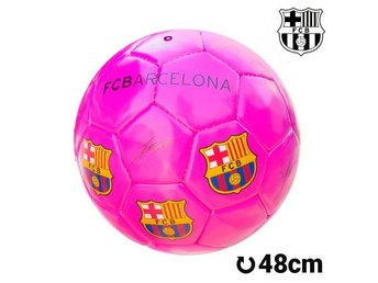 Rosa fotboll medium F.C. Barcelona