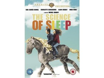 The Science Of Sleep - DVD