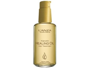 Lanza: Healing Keratin Oil 100ml
