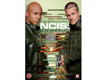 NCIS Los Angeles / Säsong 6 (6 DVD)