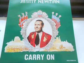 LP JIMMY NEWMAN/JOHNNY STRICKLAND