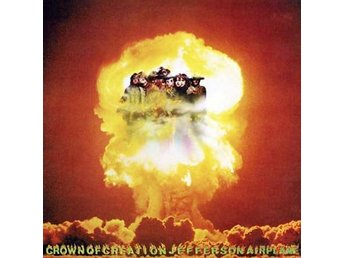Jefferson Airplane: Crown of creation 1968 (Rem) (CD)