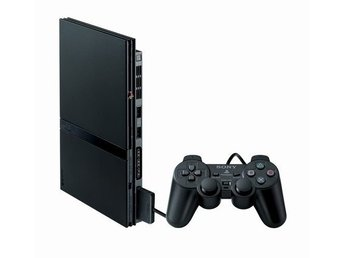 Playstation 2 slim + Dansmatta
