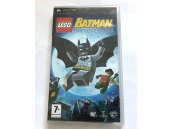 LEGO Batman The Videogame Sony PSP