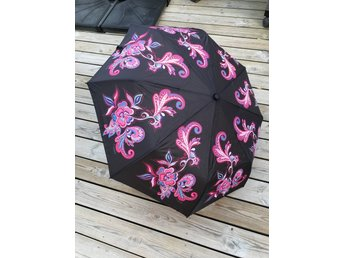 Nytt snyggt Odd Molly raindrops foldable umbrella/ hopfällbart paraply