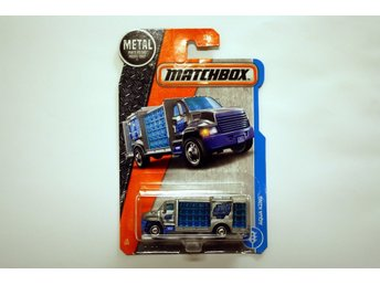 Matchbox - International Water Truck Aqua King