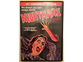 Nightmare (1981) UNCUT R0 2xDVD CODE RED