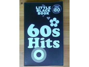 60´s Hits  -  The little Black Songbook
