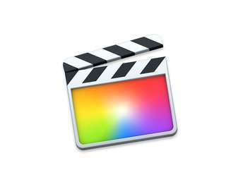 Final Cut Pro program till macbook air videoredigering
