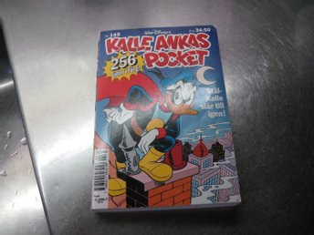 Disney Kalle Ankas pocket 145