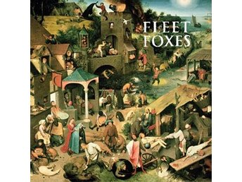 Fleet Foxes: Fleet Foxes (2 Vinyl LP)