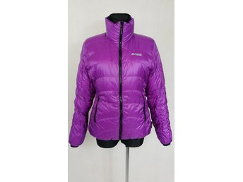 Bergans of Norway / Down Light Lady Jacket /  jacka  / lila  / Storlek L !
