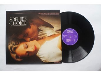 ** Marvin Hamlisch ‎– Sophie's Choice - soundtrack **