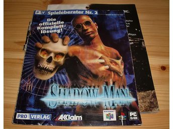 Spelguide: Shadow Man