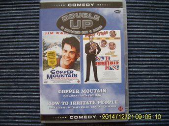 DVD - Copper moutain & How to irritate people (2 filmer)