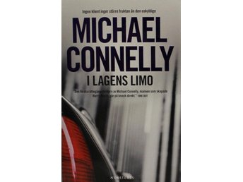 I lagens limo, Michael Connelly