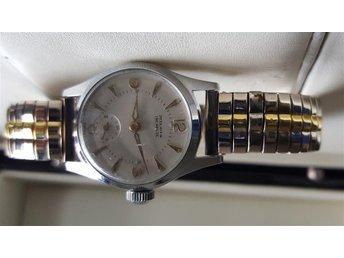 Vintage Original Japansk Armbandsur QUARTZ MILDIA INCABLOC uret 26mm - Eskilstuna - Vintage Original Japansk Armbandsur QUARTZ MILDIA INCABLOC uret 26mm - Eskilstuna
