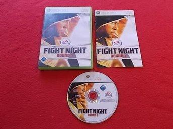 FIGHT NIGHT ROUND 3 till Xbox 360 - Blomstermåla - FIGHT NIGHT ROUND 3 till Xbox 360 - Blomstermåla