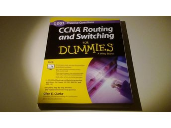 Cisco CCNA / CCENT: Routing and Switching Practice Questions - Över 1000 frågor!