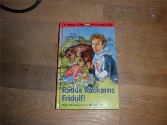 Stall Silverlyckan - Rädda Rackarns Fridolf - Norsjö - Stall Silverlyckan - Rädda Rackarns Fridolf - Norsjö
