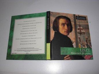 Liszt - Mästerverk för piano - Västervik - Liszt - Mästerverk för piano - Västervik