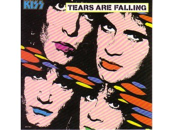 Kiss-Tears are falling / Video-CD (VCD)